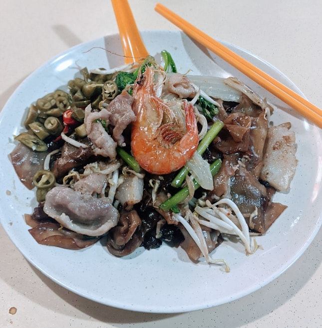 All About Local Hawker Food