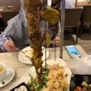 Nice Mediterranean Food