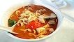 Sliced Fish Tom Yum Noodles ($5.90)
