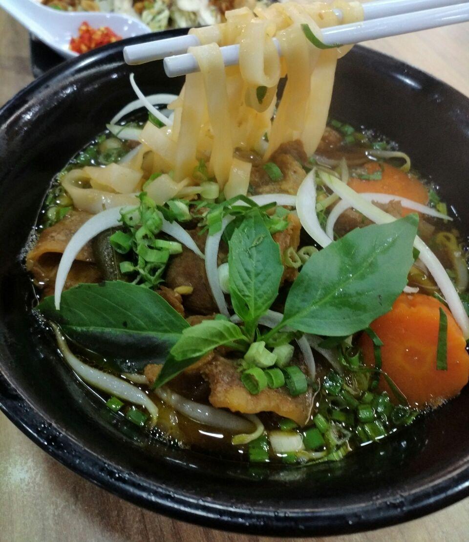 Stewed Beef Noodles ($6)