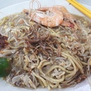 1% Review $4 Fried Prawn Noodle/Hokkien Mee  99% of the time, i will post the review on the food just minutes after i had it because i want to illustrate the true taste of each dish i savour as accurate as possible.