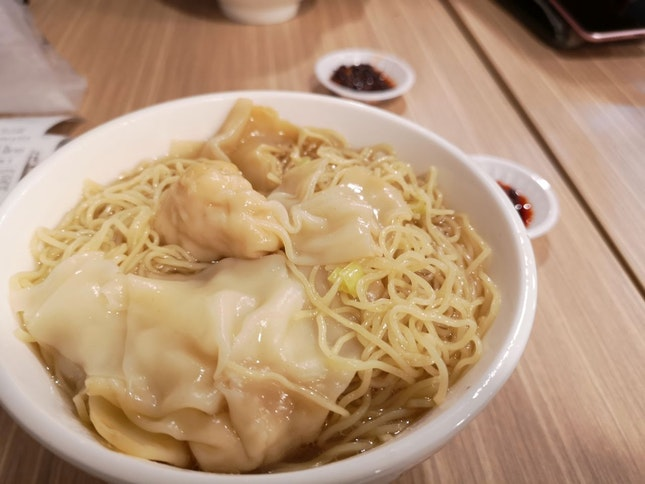 Decent Noodles For Your Chinese Food Cravings