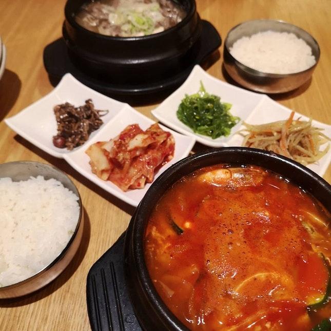 Hidden Authentic Korean Food!!