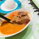 Bangkok Jam curry mutton.