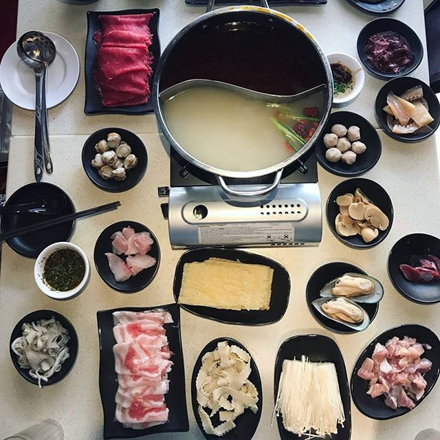Suddenly crave for some Chinese style hotpot.