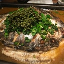 Peppercorn Grilled Fish