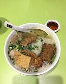 Yong Tau Fu ($5)