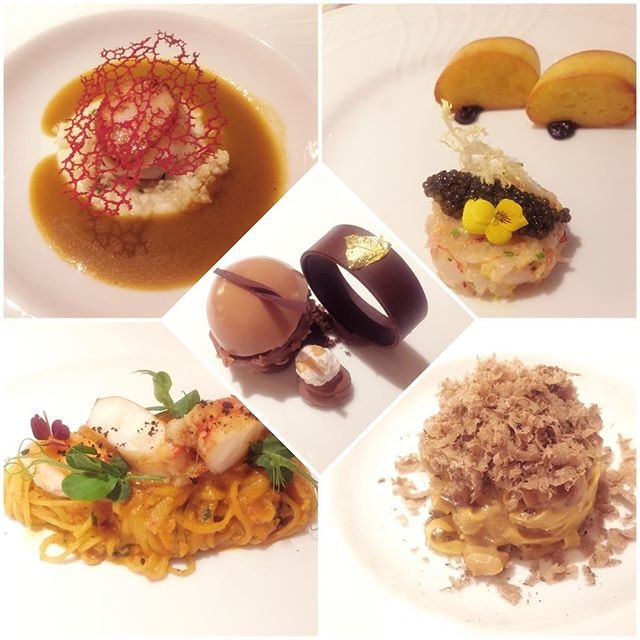 Tried the 4 course dinner menu at $88, comprising a choice of appetizer, pasta, main and dessert.