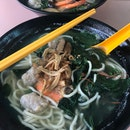 China Whampoa Home Made Noodle (Whampoa Makan Place Block 91)