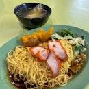 Traditional Wanton Noodle (Albert Centre Market & Food Centre)