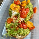Cashew Pesto Herbivore On Sourdough ($12.50)