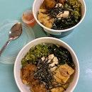 Hakka Tofu Bowl ($7.80)