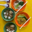 Poy Kee Yong Tau Foo (People's Park Complex Food Centre)