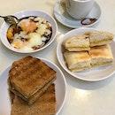 Kaya Toast Set + Orange Ciabatta Toast