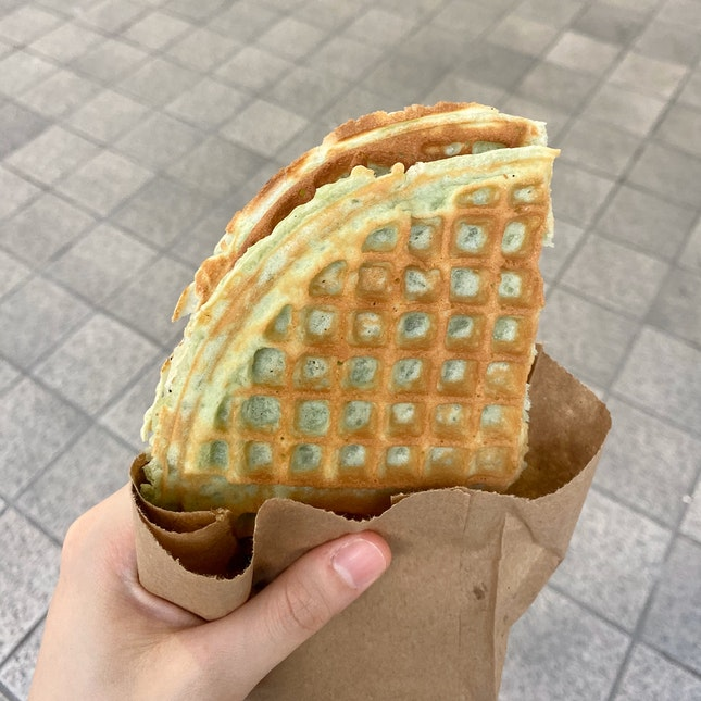Old-Skool Waffles