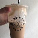 Salted Caramel Latte ($4.50)