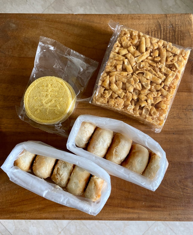 Traditional Chinese Snacks