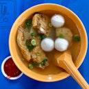 Yong Tau Foo ($4.50)