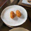 Chorizo Ibérico Croquetas ($8 for 2pcs)