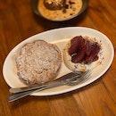 Hazelnut Baklava Pie ($24)