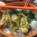 Fried Fish Kway Teow