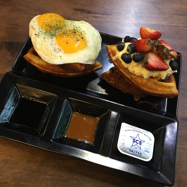 Create Own Waffle