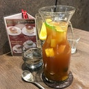 Iced Fruit Tea (Decanter)
