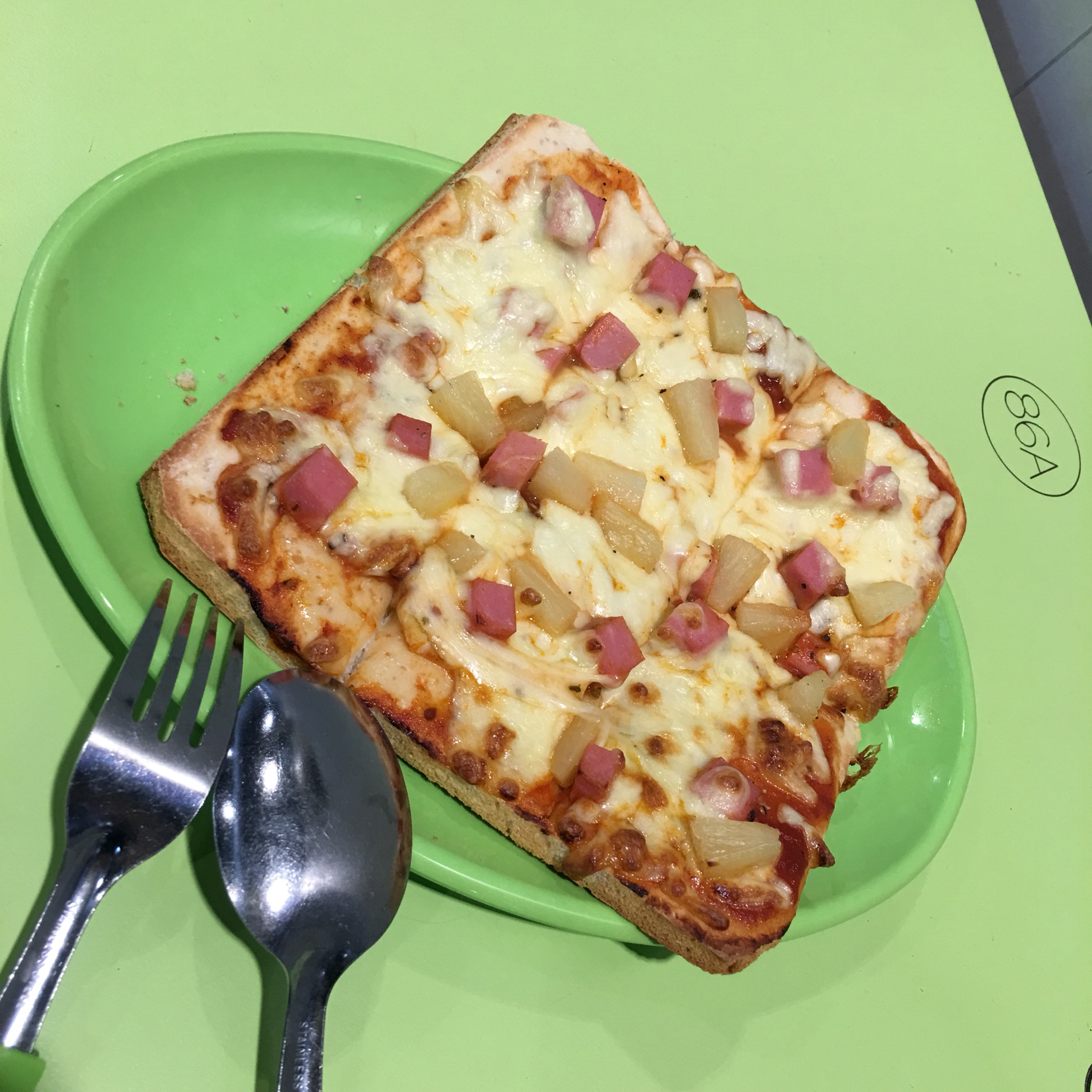 Pizza & Pasta - Cheese