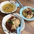 Sheng Ji Soya Sauce Chicken Rice / Noodle (Geylang Bahru Market & Food Centre)
