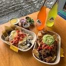Burrito Bowl & Nachos