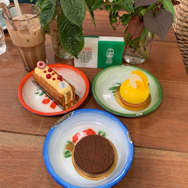 Dessert & Tarts