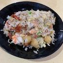 Fish Fried Rice W Prawn