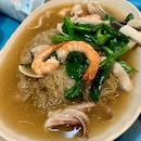 Seafood Beehoon