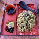 Chilled Soba