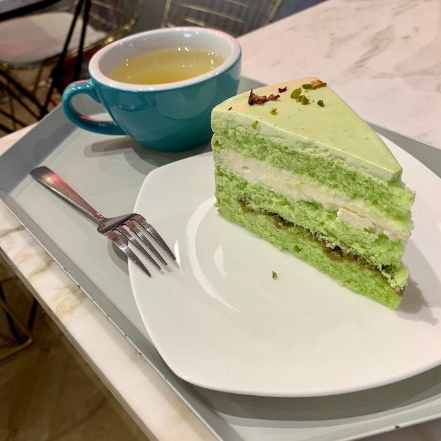 Cake & Beverage