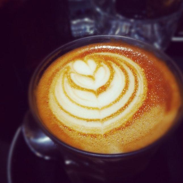 Best Latte In The World