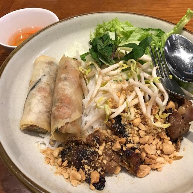 Authentic Vietnamese Cuisine