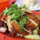 Today I joined the queue at Nam Xiang Chicken Rice at Tanjong Katong.