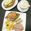❤ Mega Hearty Platter & 🍳 Egg D'vine