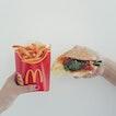 Seoul Spicy Chicken Burger & Kimchi Fries
