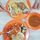 📍 Hola Cafeteria248 Simei Street 5Singapore 520248⚊The plain Prata was the kind that was reheated before serving, was charred and rather dry.