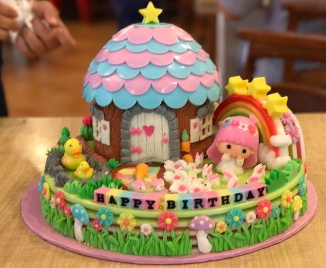 Birthday Agar Agar