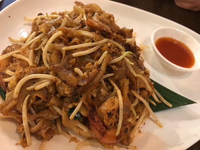 Penang Char Kwey Teow