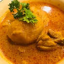 Signature Curry Chicken