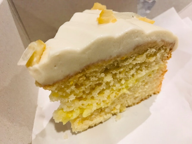 Vegan 🍋 Lemon Cake 🍰