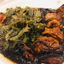 Braised Pork And Preserved Vegetables