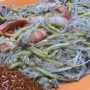 Yi Ji Fried Hokkien Prawn Mee (Albert Centre Market & Food Centre)
