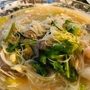 Seafood White Bee Hoon
