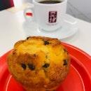Orange Chocolate Muffin