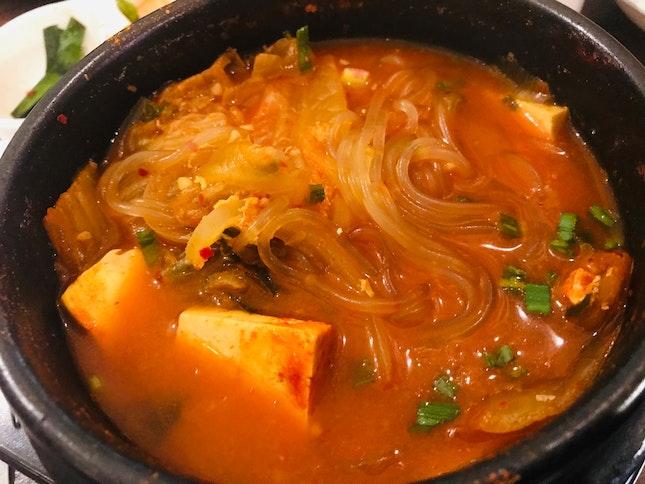 Kim Chi Soup